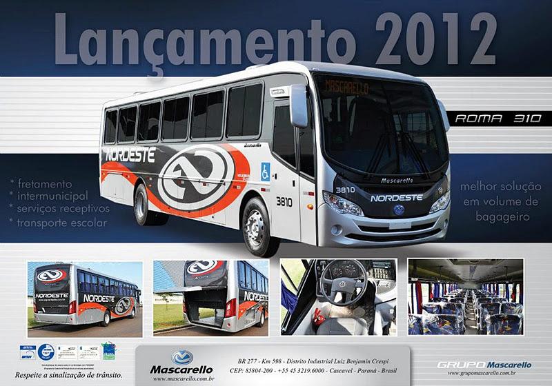 2012 Mascarello Roma 310