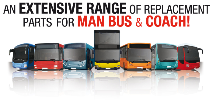 2013 MAN bus coach