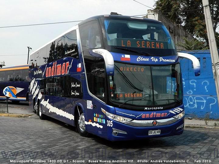 2013 Marcopolo Paradiso 1800 DD G7 Scania b