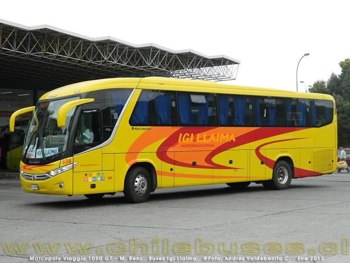 2013 Marcopolo Viaggio 1050 G7 M.Benz
