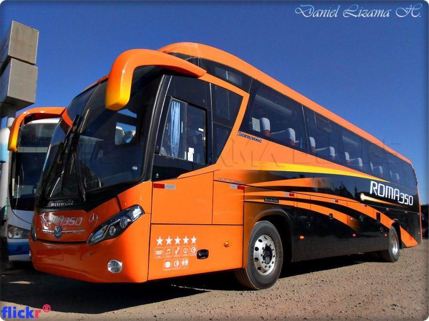 2013 Mascarello 350 Rome II