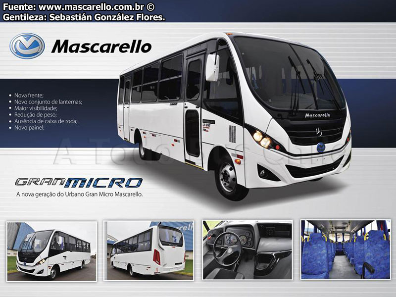 2013 Mascarello Gran Micro 2013