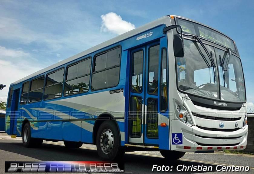 2013 MASCARELLO Gran Via Midi III  Volkswagen 17-210 OD