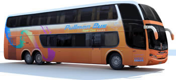 2014 Marco Polo bus 3D two levels