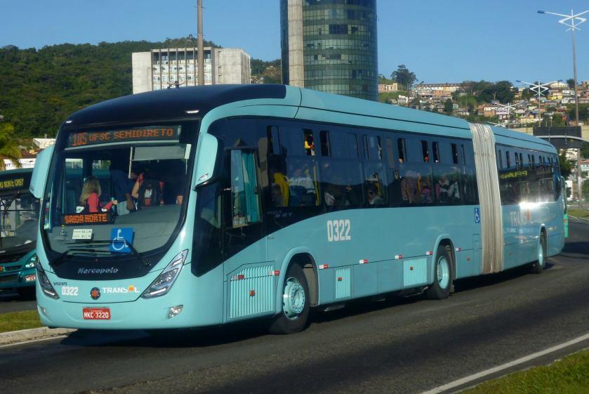 2014 Marcopolo Viale BRT Volvo B340M