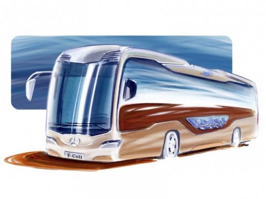 2014 Mercedes-Benz Citaro FuelCELL Hybrid