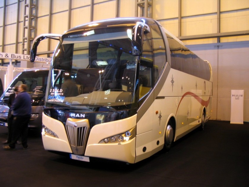 2014 Most bizarre coach MAN NEC 091106 GF