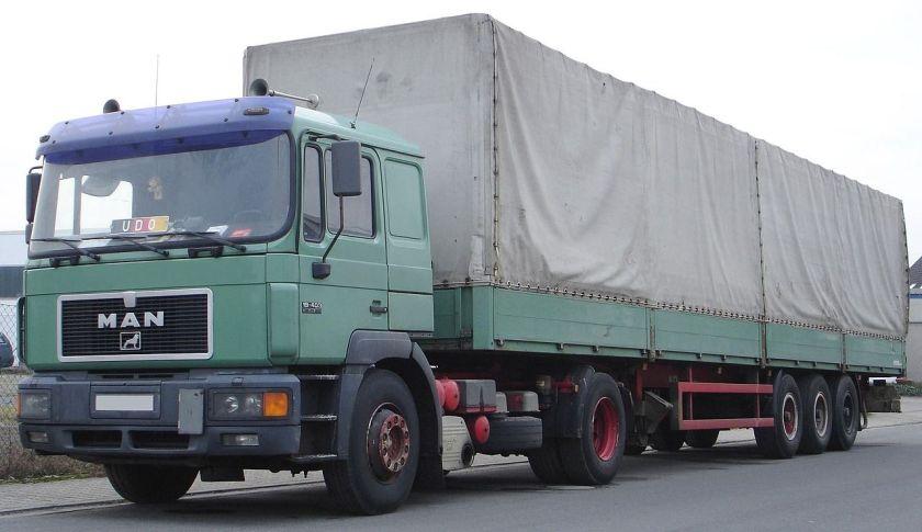 35 MAN F 2000 Bj. ab 1994