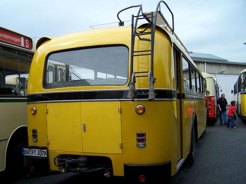 76 MAN Postbus des Museums für Kommunikation Nürnberg back