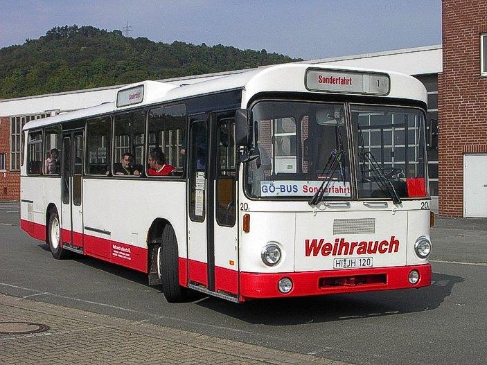 93 MAN SL 200 mit der StÜLB-Front