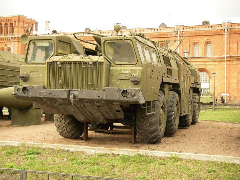 9K72 Elbrus launcher (9P117)