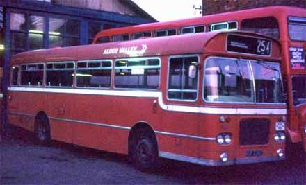 Alder Valley Bristol RESL Marshall ex Southdown