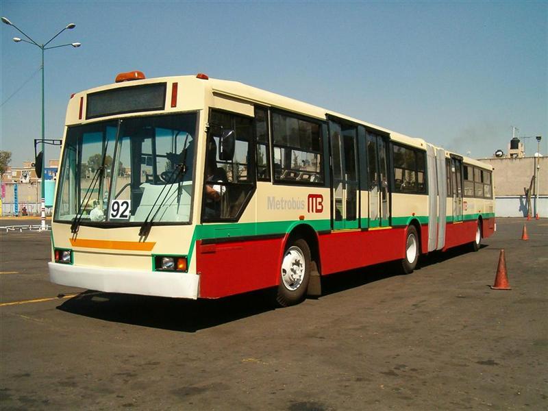 Articulado MASA U-18 RTP -Fénix D- -Metrobús- 05