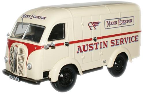 Austin Service Mann Egerton Austin K8