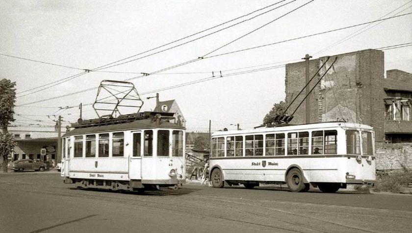 Breda-Obus Trolley