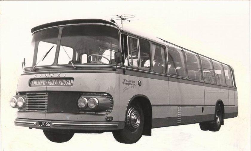 Bussen AJOKKI VANHA Finland