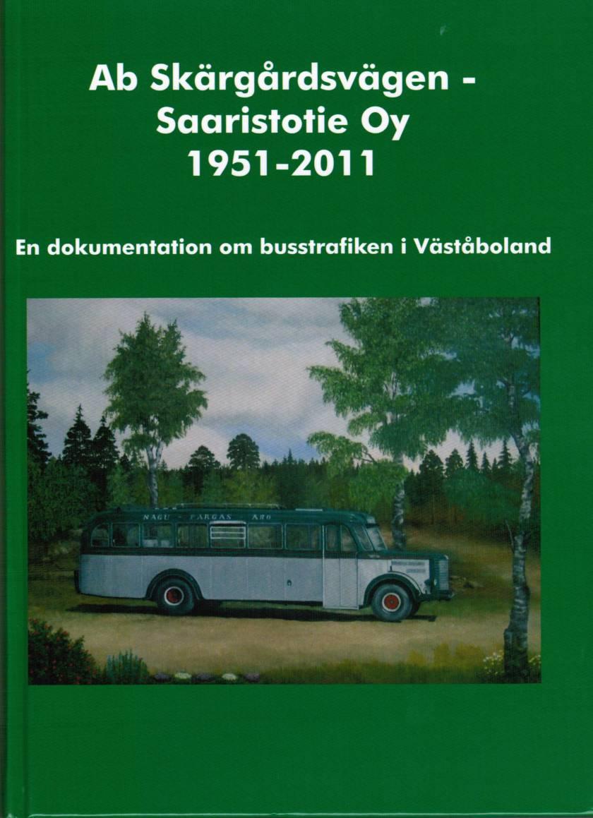 Åland Busshistoria Skargardsvagen bokparm - kopie