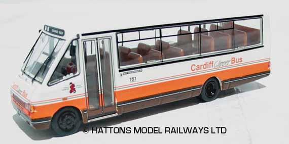 Cardiff Bus MCW MetroRider