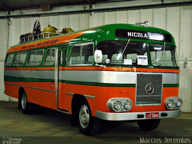 carroceria Nicola Urbano, chassi Mercedes-Benz LP-321