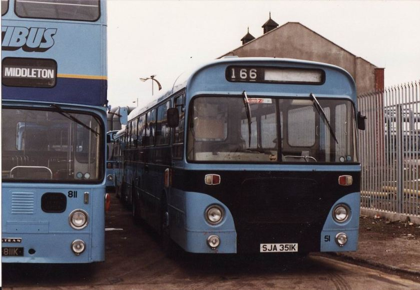 Citibus Bristol RE Marshall