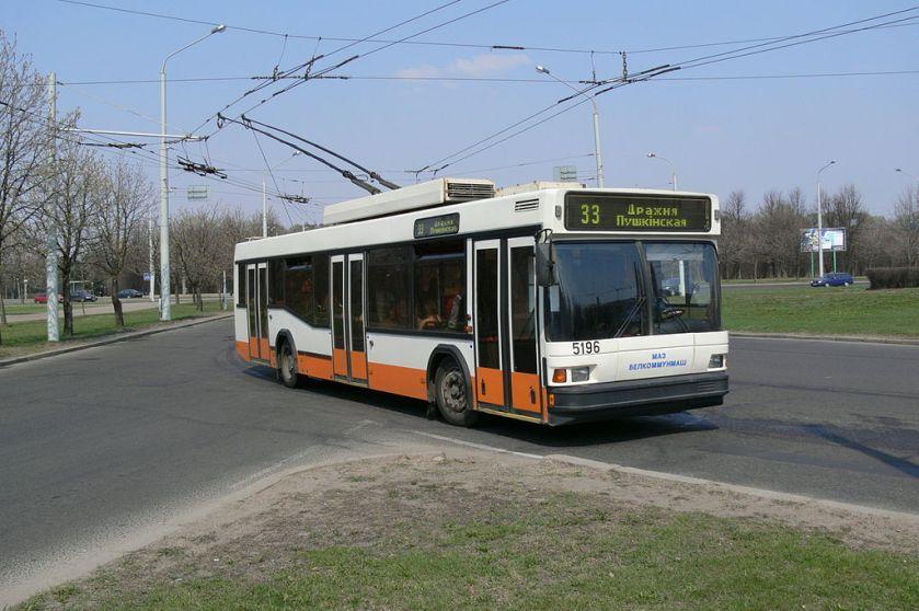 МАЗ-103Т in Minsk