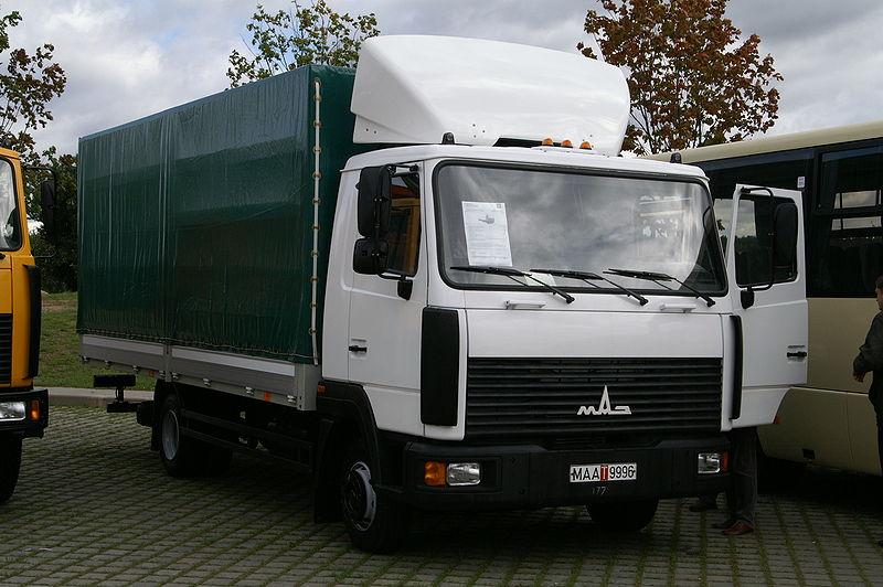 МАЗ-437141 (Еўра-2)