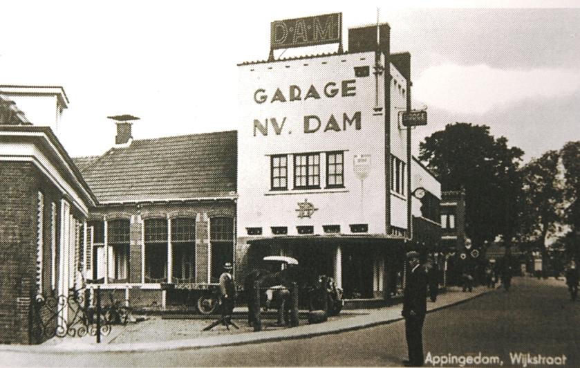 de Dam garage