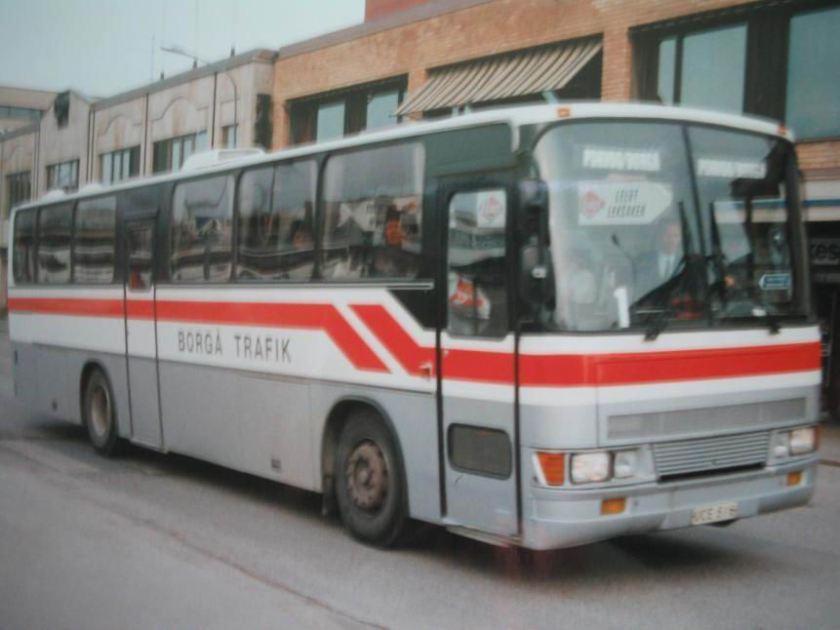 Delta Express - Scania BF110