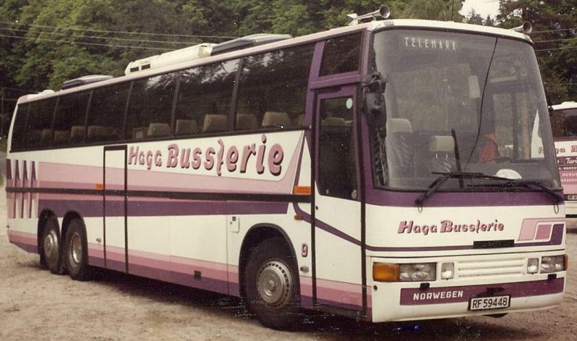 Delta Plan Scania Haga Bussferie 147019-RF59448ab