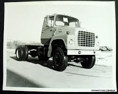 Diesel Marmon Herrington Awd Truck Factory Original