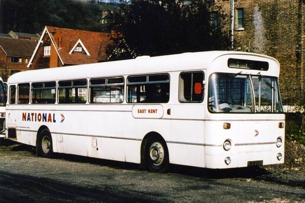 East Kent AEC Swift Marshall RJG 203G