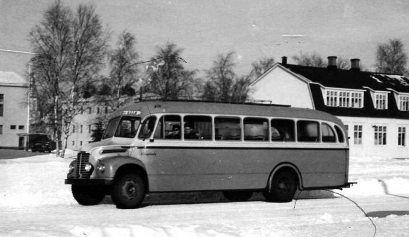 Fargo 1951