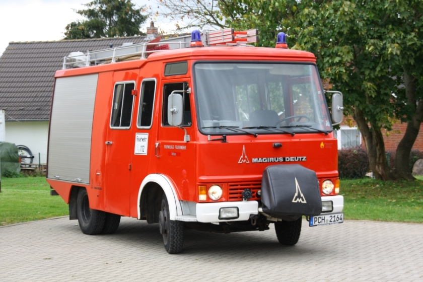 FFw Barkow LF8 Magirus