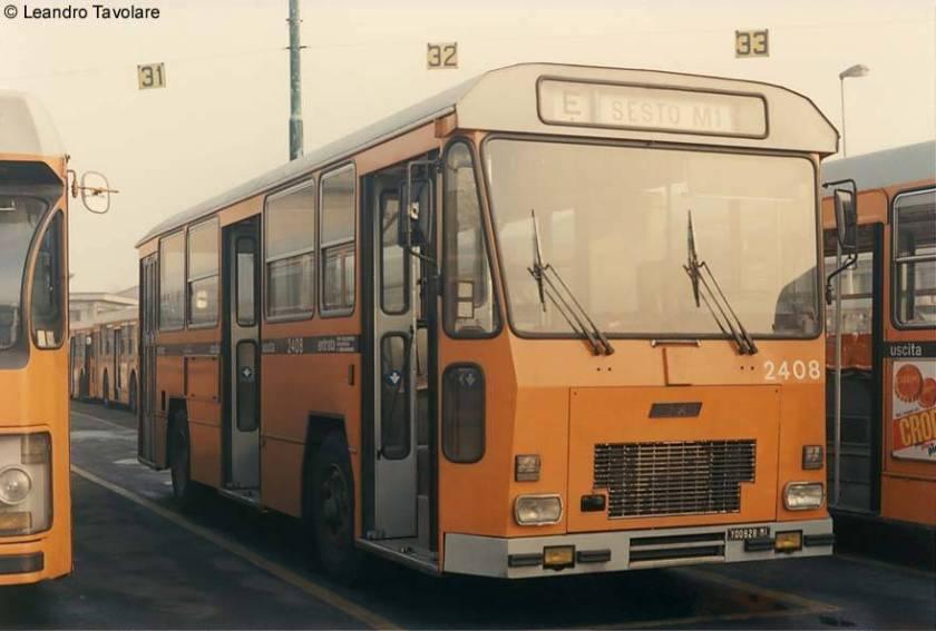 Fiat 418AC Macchi & BCF (2400-2464)
