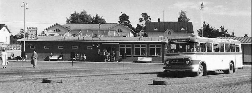 Finland Kotka Bus