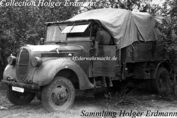 Ford 39M 3t Lkw Marmon Herrington 4x4