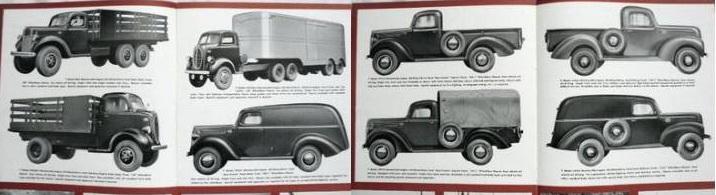 ford marmon herrington truck