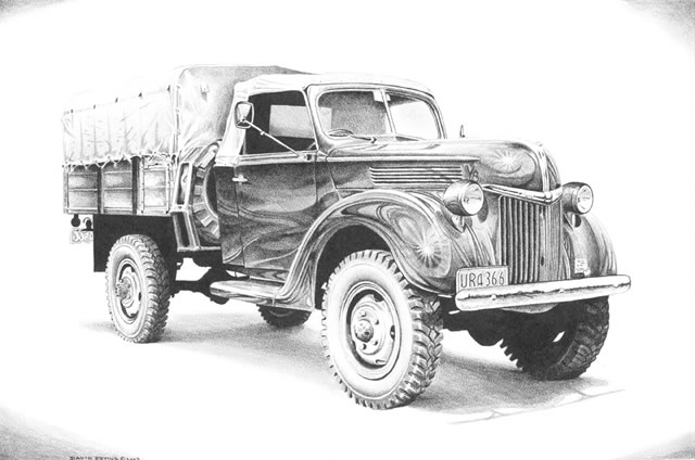 Ford V8 Marmon Herrington