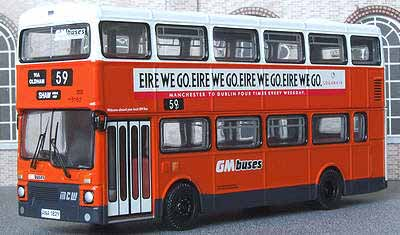 GM Buses MCW Metrobus