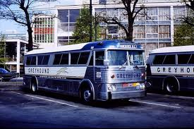 Greyhound bus 2934 (MCI MC-5)