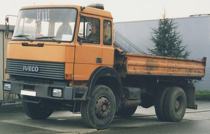 IVECO-160-23-Kipper