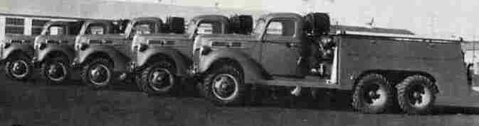 KNILmhcrastenders Marmon-Herrington brochure (kindly provided by Bill Murray). They are built on Ford 1941 chassis
