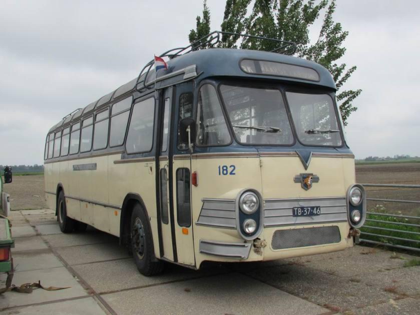 Leyland MK bus 182