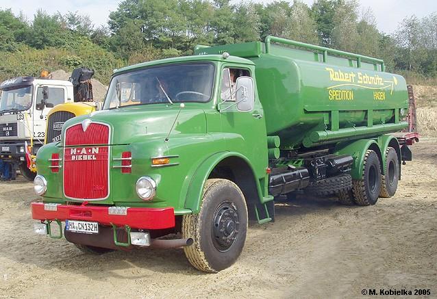 M.A.N. 1580 H Tankwagen