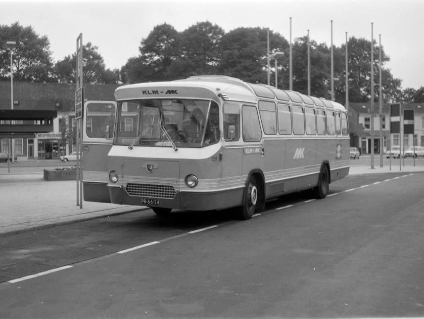 MAARSE en KROON Leyland Aalsmeer 128, KLM