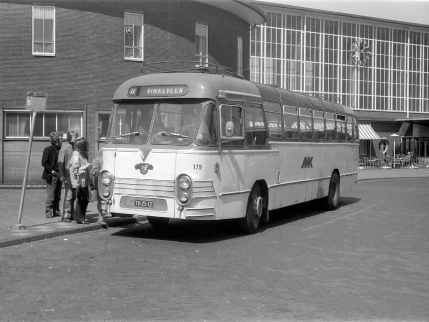 MAARSE en KROON Leyland Aalsmeer 179, Lijn 11, Amstelstation