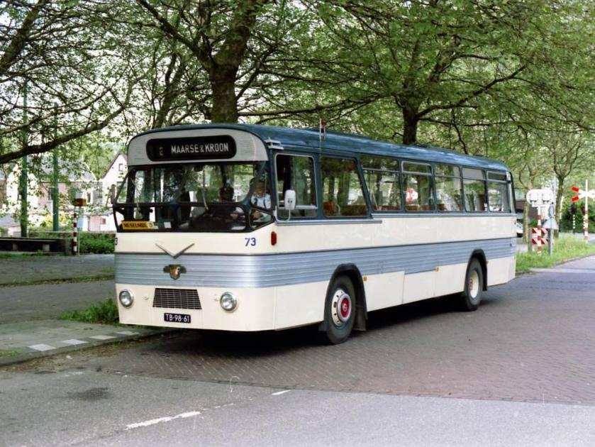 Maarse & Kroon Leyland Tiger Verheul 73