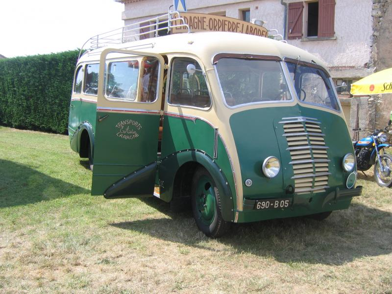 MAN 2 cv expo MISON