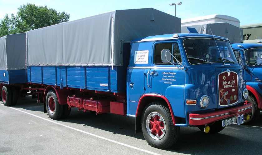 MAN 415 F