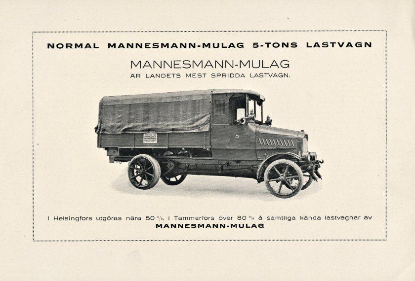 Mannesmann mulag ad